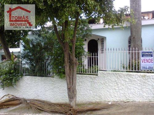 Imagem 1 de 12 de Casa Residencial À Venda, Vila Nilva, São Paulo. - Ca0232