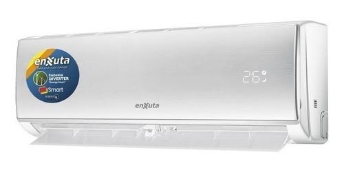 Aire Acondicionado Enxuta Smart Inverter 12000 Aaenxi22s Alb