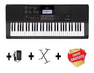 Teclado Casio Organo Ct-x700 Sensitivo + Soporte + Envio
