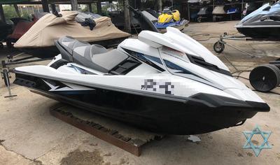 Jet Ski Yamaha Cruiser Fx Svho N Intermarine Azimut Seadoo