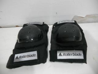 Rodilleras Rollerblade Para Patinar Niños Talla M #a512