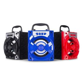 Caixa De Som Ms-244bt Mobile Multimedia Speaker