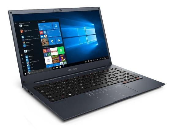 Notebook Positivo Motion Nuvem Tela 14 Windows 10