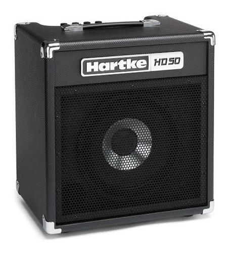 Amplificador Bajo Hartke Hd50
