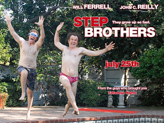 Blu-ray Sony Pictures: Step Brothers - Hermanastros