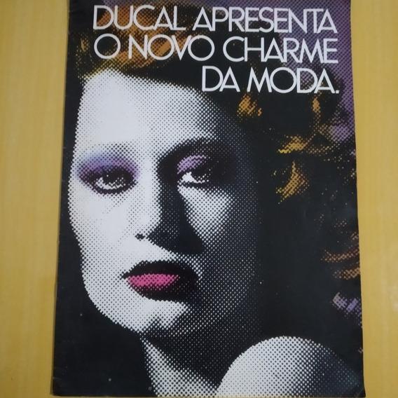 Revista Das Lojas Ducal Coleção 1974