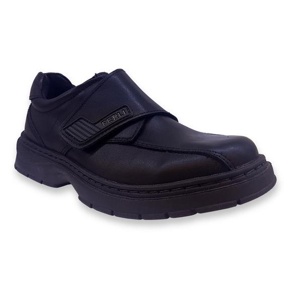 Zapato Negro Colegial Totti Nene