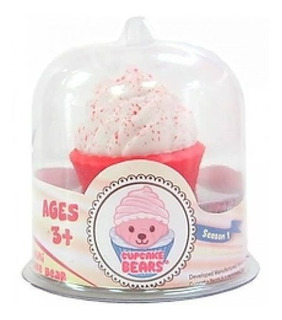 Mini Cupcake Bears Se Transforma En Oso Delicias3