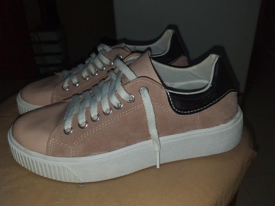 Zapatos/zapatillas Mujer De Vestir Urbanas