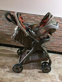 Coche Con Porta Bebé Graco