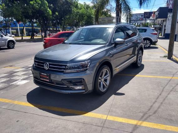 Volkswagen Tiguan R-line 2018 Gris