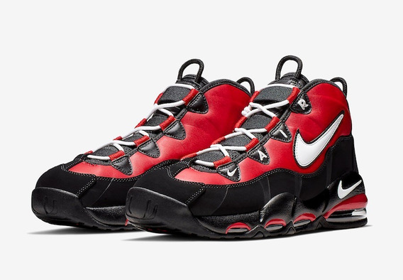 Zapatillas Nike Air Max Uptempo 95 Ch. Bulls