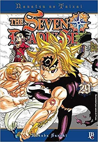 Nº 29 The Seven Deadly Sins Nakaba Suzuki