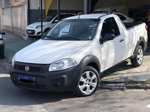 Imagem 1 de 6 de Fiat Strada 1.4 Mpi Hard Working Cs 8v 2019