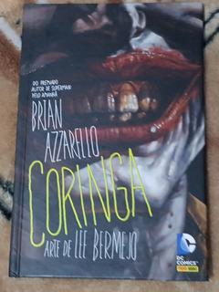 Hq Livro Coringa Brian Azarello Lee Bermejo Dc Comics