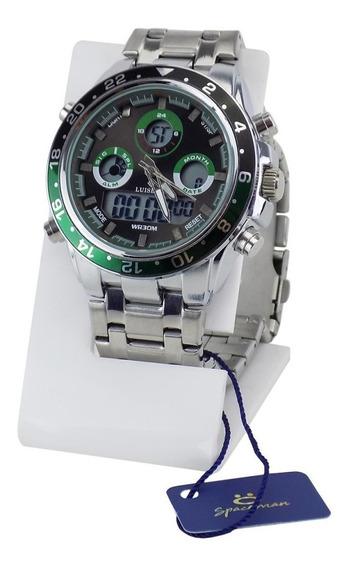 Relógio Masculino Spaceman 1000