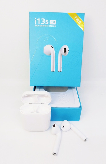 Audífonos Inalámbrico I13 S Mejor Tecnología | The Wuan |