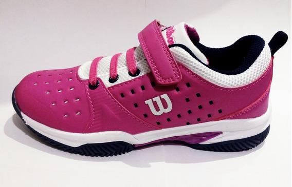 Zapatillas Wilson De Tenis Para Niños Y Niñas Nuevos Modelos