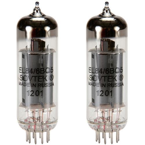 Imagen 1 de 2 de Valvulas Sovtek El-84 El84 6bq5 Para Amplificador Nueva