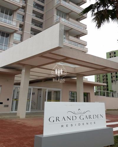 Vaga De Garagem No Condomínio Grand Garden - Vg00001 - 34517174