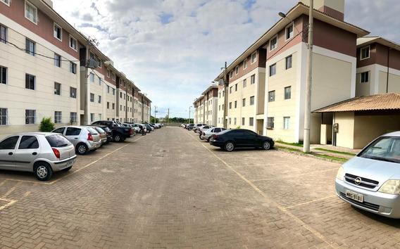 Apartamento Em Terra Vermelha, Vila Velha/es De 50m² 2 Quartos À Venda Por R$ 100.000,00 - Ap268973