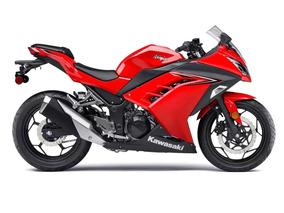 Kawasaki Ninja 300, Nueve En Caja, 1 Año De Garantía