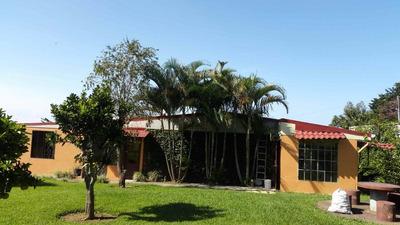 Casa De Campo, 4 Hab, 3 Banos Con 6 Establos Y Corrales