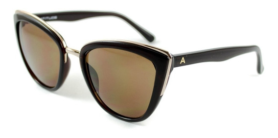 Óculos De Sol Atitude - At5347 D02 - Marrom