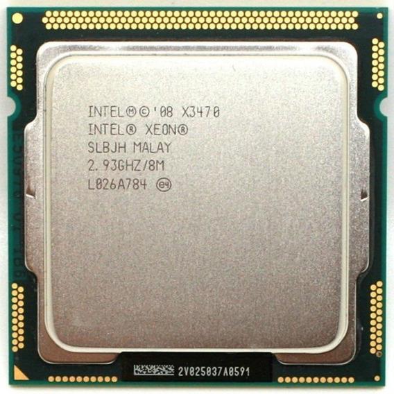 Intel Xeon X3470 2.93ghz 8mb