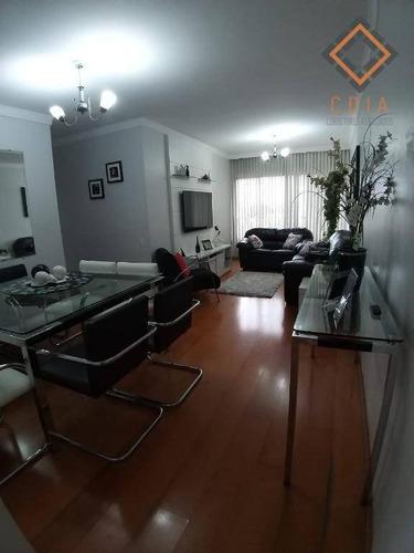 Apartamento Com 3 Dormitórios À Venda, 83 M² Por R$ 532.000,00 - Jabaquara - São Paulo/sp - Ap49525