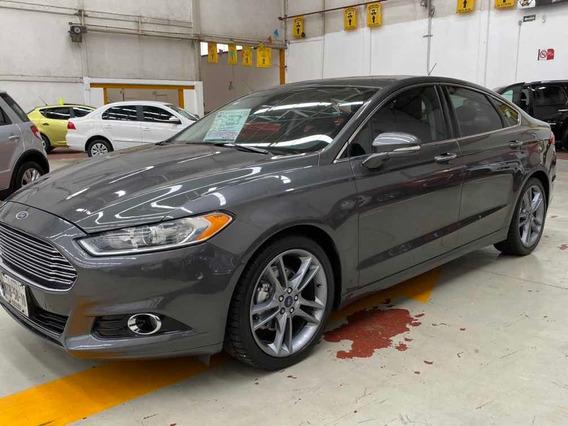 Ford Fusion 2.0 Titanium Plus Mt 2015