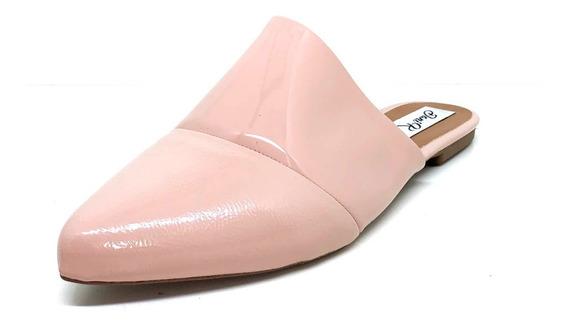 Sapatos Femininos Mule Rasteira Tamanho Especial Dani K