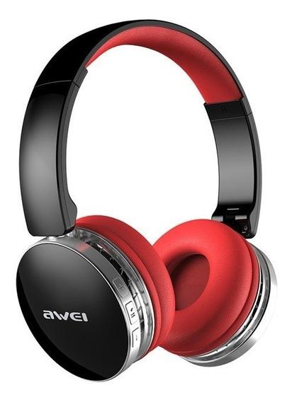 Awei A500bl Sem Fio Bluetooth Headphone Dobrado Cvc6.0 Cance