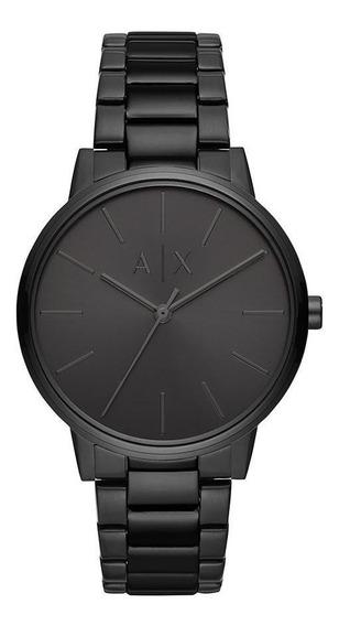 Relógio Armani Exchange Masculino Basic Preto Ax2701/1pn