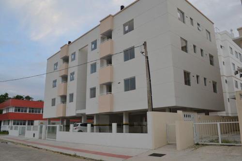 Apartamento Com 1 Dormitório À Venda, 59 M² Por R$ 150.000,00 - Aririú - Palhoça/sc - Ap3409