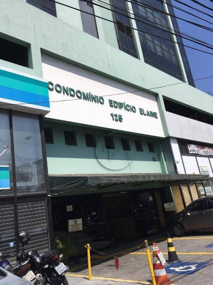Sala Para Alugar, 68 M² Por R$ 1.900/mês - Jardim - Santo André/sp - Sa0657