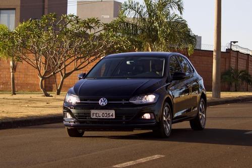 Imagem 1 de 13 de Volkswagen Polo Highline 1.0 200 Tsi Preto 2020