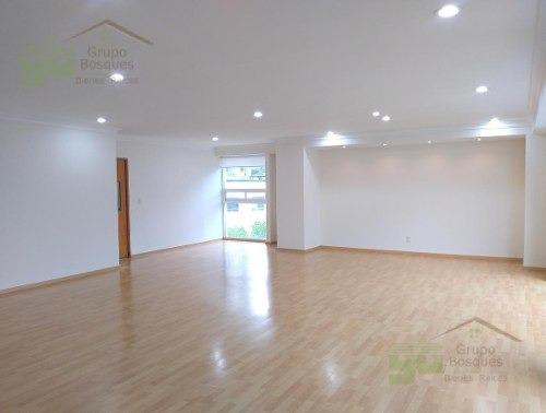 Departamento En Renta En Residencial Toledo De 305 M2 Muy Buena Ubicación, Interlomas