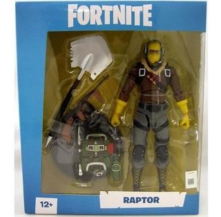 Mcfarlane Toys - Fortnite - Raptor - 18cm - Nuevo!!