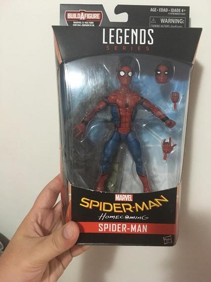 Spider-man Homecoming Marvel Legends (baf) - Vingadores