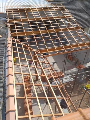 Imagem 1 de 5 de Lmtelhados E Construção