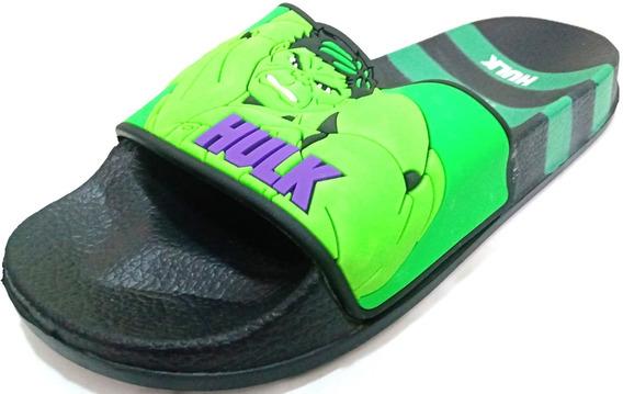 Ojotas Marvel Slipper Hulk