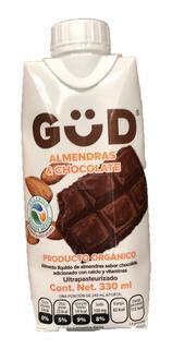 6 Pack Alimento Líquido De Almendras Sabor Chocolate 330ml