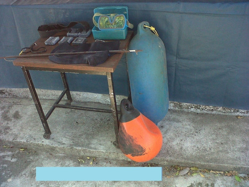 Combo Pesca Submarina