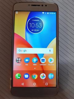 Celular Motorola E4 Plus Xt1772 Dorado