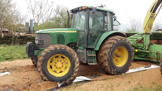 Tractor Jd 6415 C/cabina
