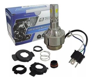 Lampada Super Led 3d Farol Alto/baixo 6000k Cg 150 Titan Es