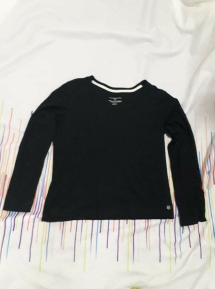 Ae Sweaters Tommy Hilfiger L Mujer N-chamarra Polo Lacoste
