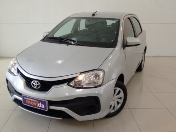 Etios 1.5 Xs 16v Flex 4p Manual 36608km