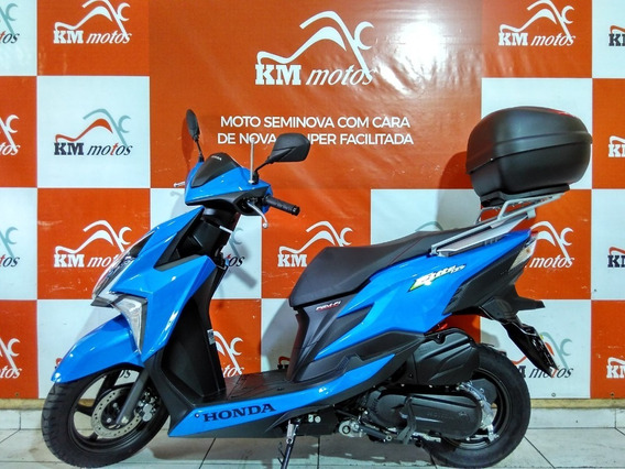 Elite 125 Azul 2019